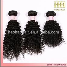 Best selling short hair brazilian curly weave , hair weave blonde deep curly, curly blonde weave brazilian hair bundles