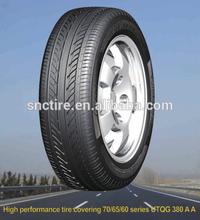 China Passenger car tyre 215/55r15 Comforser Brand