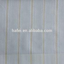 Hotel curtain fabric hand embroidery on silk fabric
