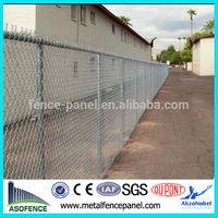wholesale cheap chain link fence poles
