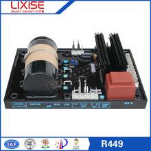 three phase ac automatic voltage regulator R 449 alternator part