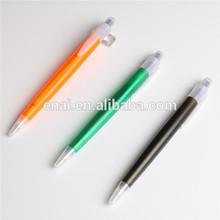 sword design yellow ball pen for all logo printable