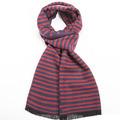 мужчин полосатые вязание шарф производителя