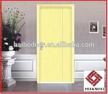 Hot sell wooden doors designs light color wooden interior doors