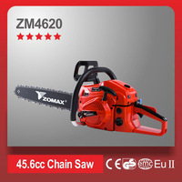 CE GS approved ZM4620 portable sawmill used