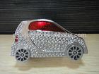 customised hanging car air freshener / metal air freshener for gifts