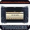 mercedes w169 car radio 2004-2012(TZ-8822GB)