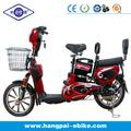 2014 vendedor caliente de la ciudad de plomo ácido bicicleta eléctrica bicicleta eléctrica de la batería precio ( HP-630 )
