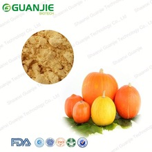 High Quality Water Soluble Pumpkin Extract Juice Concentrate Powder