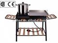 en plein air camping cuisinière à gaz 2 brûleur