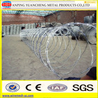 BTO/CBT cheap zinc coated barbed wire (professional manufacturer)