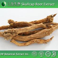 100% High Quality Radix scutellariae Extract Made in 3W Botanical