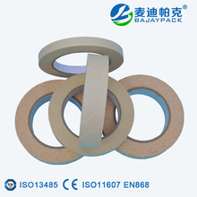 Chemical indicator tape for EO gas sterilization