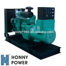 Fuel Economy Engine 50Hz Soundproof 80kW Diesel Genset