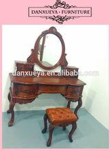 antique bedroom furniture dresser with mirror