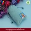High quality small drawstring custom velvet bags wholesale