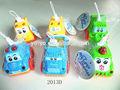 Coche de plástico juguetes/coche de dibujos animados/inercia del coche para niños juguetes