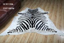 Cowhide Carpet black and white whole pcs cowskin rug