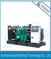 Fornecimento de fábrica professional! 3 fase yuchai 100kva consumo de combustível do gerador