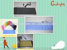 2014professional flexible keyboard synthesizer