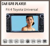 Fit for toyota corolla/rav4/camry/hilux/prado 2004-2006 multimedia car dvd player dvd + gps