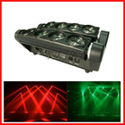 WLED 1-14 New 8 pcs 4 IN 1 RGBW (WHITE) 10W LED linear dmx lighting dome