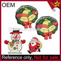 Novelty Santa LED Flashing Wholesale Christmas Pins