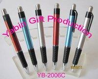 Factory Direct Price Stationery Logo Plastic Ballpoint Pen