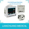 En primer lugar- la ayuda de dispositivos de signos vitales del paciente monitor