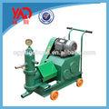 الصانع المهنية الساخن بيع الاسمنت آلة ضخ مكبس واحد مع ضمان الجودة