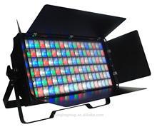320W High Power LED Digital Soft Panel Light / Dimmable LED Flood Light RGBW