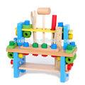 el montaje y desmontaje de madera kit de herramientas de juguete