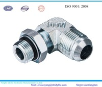 Metric Thread 37 Degree Cone Flared Tube Fitting