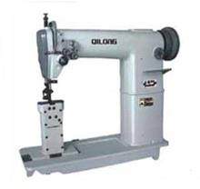 rational construction machine lock stitch double needle sewing machine QL-820