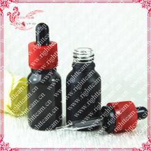 e-juice oil black 0.5oz empty bottle Childproof safty tamper cap for e liquid e juice