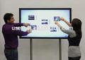 نقاط 10 55 بوصة ir شاشة تعمل باللمس lcd شاشة الشرح العابأجهزة صور e-- التعلم