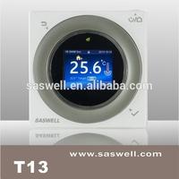 weekly programmable digital underfloor heating room thermostat