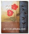 hotel arredamento fatti a mano moderno dipinto ad olio su tela