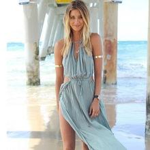 M50004W 2014 New Summer Women Clothing Sexy goddess beach dress