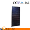 Good quality 150w small solar polysillicon 1480x680x35mm panel cheap price for solar power home system sales with CE/RoHS