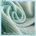 fácil de limpiar de microfibra toalla de cocina rollo de tela