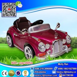 wholesale ride on battery operated kids baby car