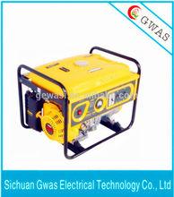 Power supply emergency equipment 1kw~20kw gasoline/diesel generator price in india