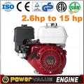 Motore g 2014 gx200 hp 6,5 motore a benzina in vendita generale 168f motore a benzina per il generatore