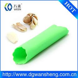 Usefully Tube Shaped Silicone Garlic Peeler skin mover