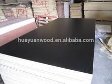 Black HPL Plywood 18mm E1 glue for USA