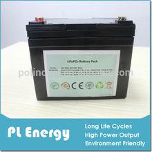 12V 33ah lithium battery pack for EV golf car