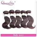 nenhum produto químico melhor preço emaranhado 12 polegadas cabeleireiro cabelo curto cabelo brasileiro