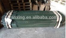 Garden Product Green Metal T-post