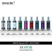 Newest wonder !! Smoktech 2.8ml Revive DCT bottom dual coils pyrex glass dct tank no leakage big vapor